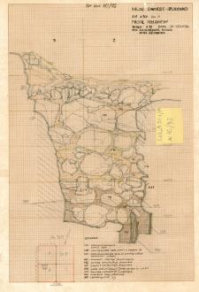 KZG, VI 301 A, profil archeologiczny S wykopu