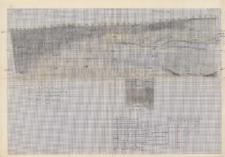 KZG, V 15 C D, profil archeologiczny W wykopu