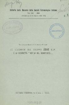 """Le Leucanidi del gruppo Zeae Dup. e la cosiddetta """"Nottua del Granoturco"""""""