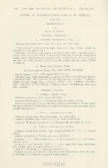 Moths of Mesopotamia and N. W. Persia. Part 3 ; Geometrid. E.