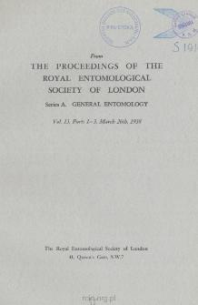 Notes on Jones' Icones (Lepidoptera)