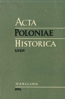 Quelques problèmes de la sociotopographie des villes les plus grandes de Pologne aux XVIe-XVIIe siècles