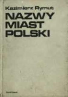 Nazwy miast Polski
