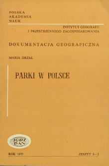Parki w Polsce = Parks in Poland