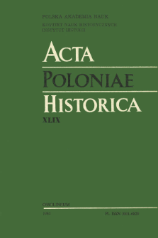 Polish-Soviet Source Books for the History of Polish Socio-political Movements of the 19th Century