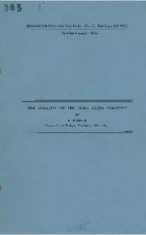 The yolk-sac of the mole Talpa europaea