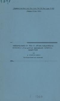 Observations on the St. Kilda field mouse Apodemus sylvaticus hirtensis Barrett-Hamilton