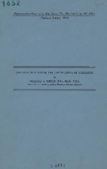 The oxyurid parasites (Nematoda) of primates