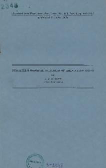 Burchell's original specimens of Rhinoceros simus
