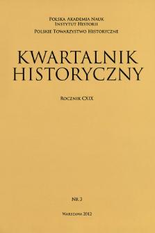 Import sprzętu wojskowego przez Polskę w latach 1921-1939 : (wprowadzenie do zagadnienia)