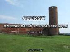 Czersk : excavation notebooks