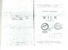Wilk: monografja