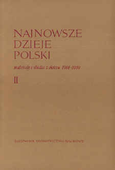 Sprawa Polski w polityce Rosji w roku 1916