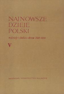 Struktura społeczno-zawodowa ludności Warszawy w latach 1918-1939
