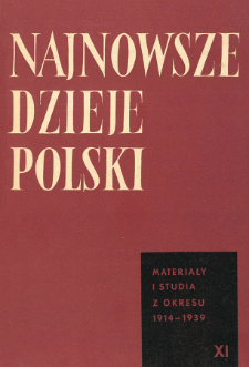 Gabinet Aleksandra Skrzyńskiego