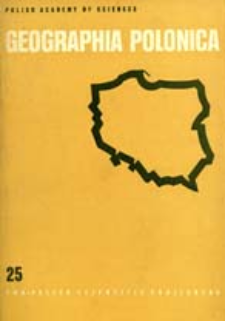 Geographia Polonica 25 (1973)