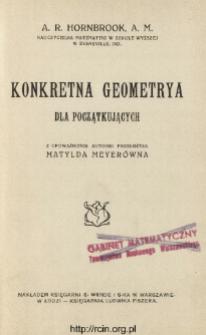 Konkretna geometrya dla początkujących