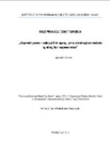Asymetryczna reakcja Kinugasy, jako atrakcyjna metoda syntezy karbapenamów