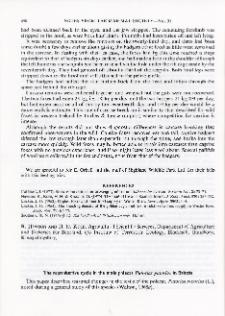 The reproductive cycle in the male polecat Putorius putorius in Britain