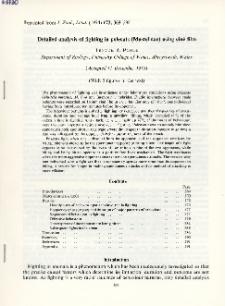 Detailed analysis of fighting in polecats (Mustelidae) using cin' film