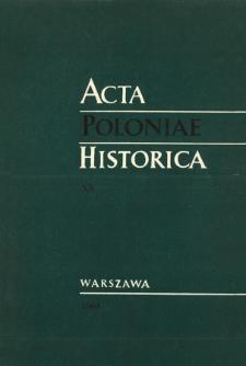 Poland's Economy Against the Background of World Economy, 1913-1938 (General Remarks)
