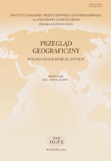 Okres wegetacyjny w Polsce w latach 1971-2010 = Growing seasons in Poland in the period 1971-2010