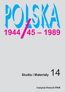"""""""Pyły, ludzie, przyroda"""" : zanieczyszczenie powietrza atmosferycznego w województwie kieleckim w latach 1975–1989"""