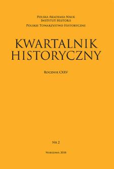 Kryzys państwowości w połowie XVII wieku : paralela Dania – Rzeczpospolita