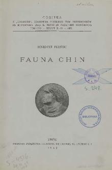 Fauna Chin
