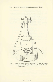 A third report on limnological apparatus
