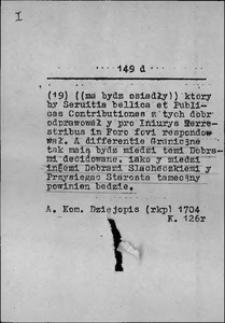 Kartoteka Słownika języka polskiego XVII i 1. połowy XVIII wieku; I11