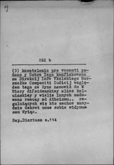 Kartoteka Słownika języka polskiego XVII i 1. połowy XVIII wieku; I6