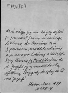 Kartoteka Słownika języka polskiego XVII i 1. połowy XVIII wieku; Modlitwa - Mordy