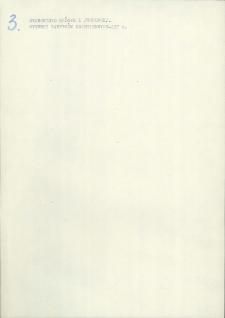 Stanowisko Gródek (Horodok) powiat Równe na Wołyniu : dokumentacja rysunkowa zabytków krzemiennych : tablice