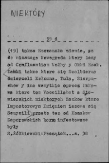 Kartoteka Słownika języka polskiego XVII i 1. połowy XVIII wieku; Niektóry2 - Niemocny