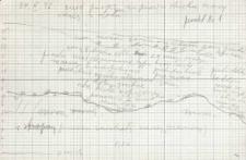 Profile wysokiego tarasu Bielan w punktach 1-7