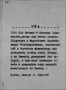 Kartoteka Słownika języka polskiego XVII i 1. połowy XVIII wieku; On10