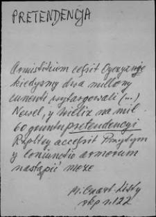 Kartoteka Słownika języka polskiego XVII i 1. połowy XVIII wieku; Pretendencja - Priwilegium