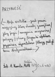 Kartoteka Słownika języka polskiego XVII i 1. połowy XVIII wieku; Przynieść2 - Przepływać