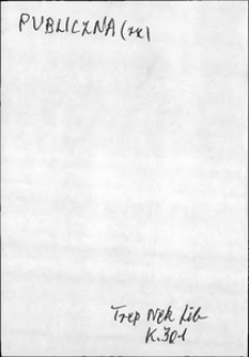 Kartoteka Słownika języka polskiego XVII i 1. połowy XVIII wieku; Publiczna - Puppa