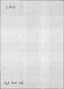 Kartoteka Słownika języka polskiego XVII i 1. połowy XVIII wieku; Sag - Sam1