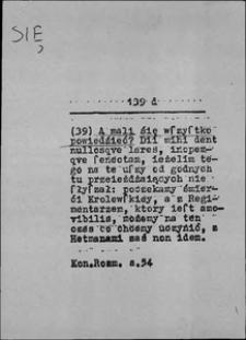 Kartoteka Słownika języka polskiego XVII i 1. połowy XVIII wieku; Się4