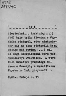 Kartoteka Słownika języka polskiego XVII i 1. połowy XVIII wieku; Stać2 - Stalny