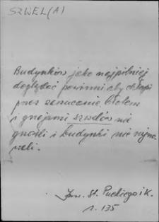 Kartoteka Słownika języka polskiego XVII i 1. połowy XVIII wieku; Szwel(a) - Scierać się