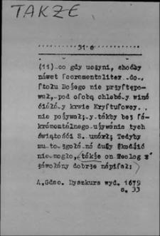Kartoteka Słownika języka polskiego XVII i 1. połowy XVIII wieku; Także2 - Tam1