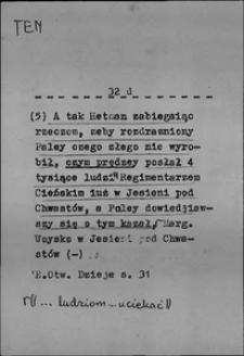 Kartoteka Słownika języka polskiego XVII i 1. połowy XVIII wieku; Ten2