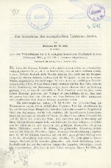 Zur Kenntniss der europäischen Tabanus-Arten
