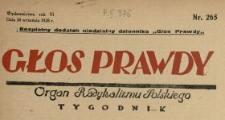 Głos Prawdy 1928 N.265