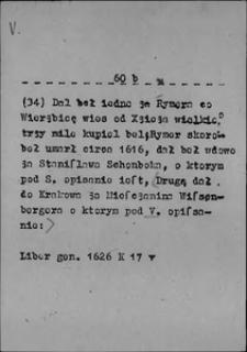 Kartoteka Słownika języka polskiego XVII i 1. połowy XVIII wieku; W1