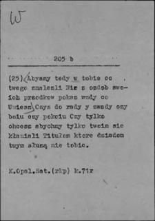 Kartoteka Słownika języka polskiego XVII i 1. połowy XVIII wieku; W3